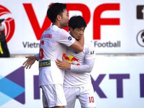 Hoàng Anh Gia Lai chắc chắn trụ hạng V-League 2021