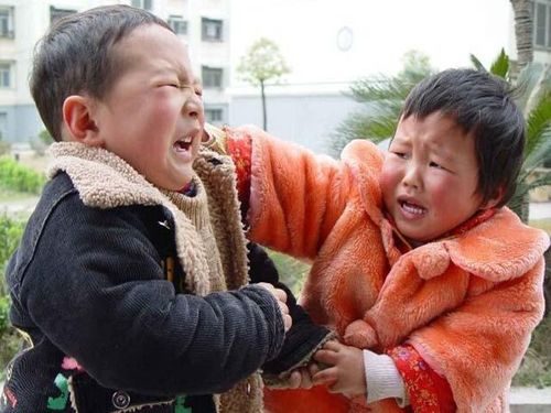 Đứa trẻ tức giận không phải là đứa trẻ xấu