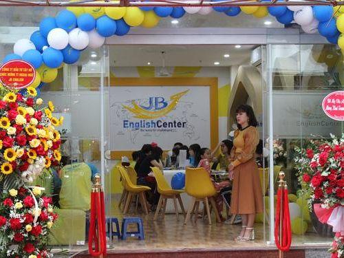 Trung tâm Anh ngữ JB khai trương cơ sở 1