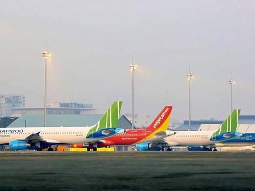 Sau Vietnam Airlines, các hãng bay khác cũng xin được vay ưu đãi hàng chục ngàn tỷ đồng