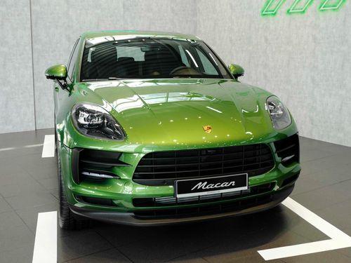 Mẫu SUV Porsche rẻ nhất tại Việt Nam có giá bao nhiêu?
