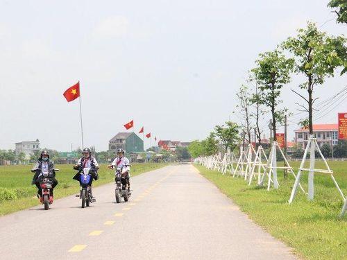 Trên quê hương đồng chí Hà Huy Tập