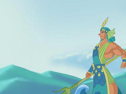 Sơn Tinh tên là gì, đánh bại Thủy Tinh ở núi nào?