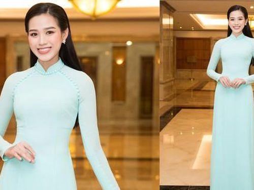 Hoa hậu Đỗ Thị Hà đẹp dịu dàng sánh vai cùng dàn hậu 'đỉnh cao'