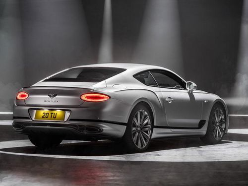 Siêu xe Bentley Continental GT Speed 2022 có gì nổi bật?