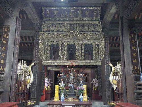 Bắc Giang: Bảo vật Quốc gia ở đình Thổ Hà