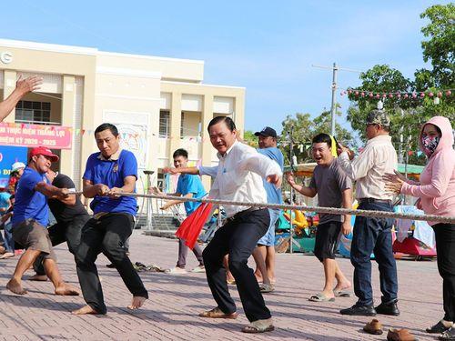 Gần 200 VĐV tham gia Hội thao Nông dân huyện Long Điền lần thứ XVIII năm 2021