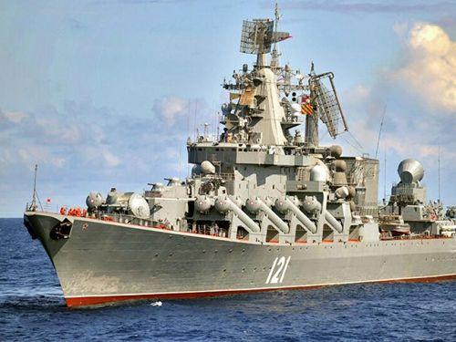 Mỹ tố Nga leo thang vô cớ khi đóng cửa Biển Đen, ngăn tàu nước ngoài