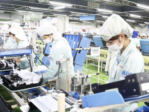 Quý I-2021, kim ngạch xuất khẩu hàng hóa của Hà Nội đạt 3.118 triệu USD