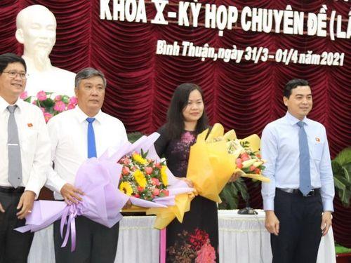 Thủ tướng phê chuẩn kết quả bầu bổ sung chức Phó Chủ tịch UBND tỉnh Bình Thuận