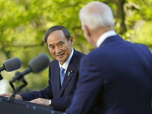 'Mọi thứ ở cuộc gặp thượng đỉnh Mỹ - Nhật đều liên quan Trung Quốc'