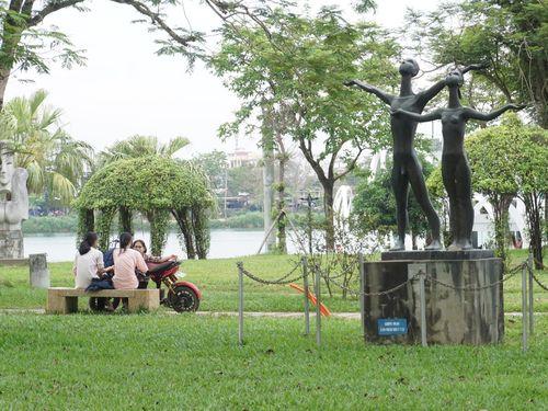 Đừng để lãng phí hệ thống vườn tượng