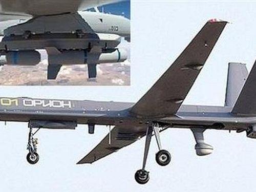 Bắt đầu sản xuất hàng loạt UAV tấn công Orion-E