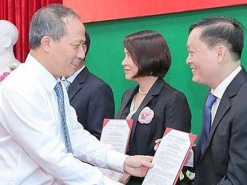 Bộ nhiệm 3 Phó Hiệu trưởng trường ĐH Công nghiệp TP. HCM