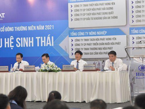 HPG báo lãi 7.000 tỉ đồng Quý 1/2021, muốn làm dự án Dung Quất 2 từ năm 2022
