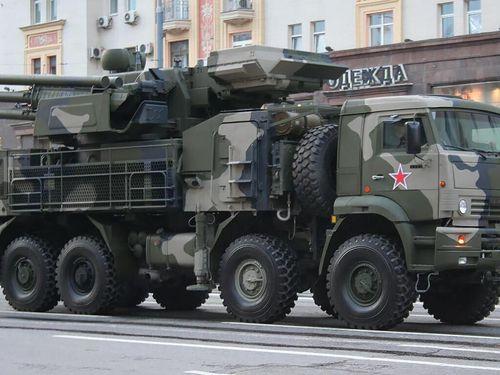Quân đội Myanmar mua gần 15 triệu USD thiết bị Nga