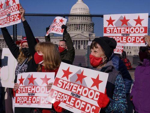 Hạ viện Mỹ thông qua dự luật công nhận Washington DC trở thành tiểu bang thứ 51