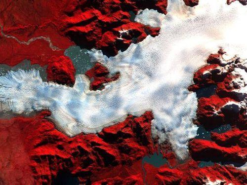 Các địa danh ấn tượng nhất trên Trái Đất khi nhìn từ vũ trụ