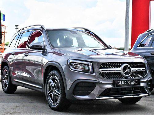 Những mẫu Mercedes-Benz giá thấp tại Việt Nam