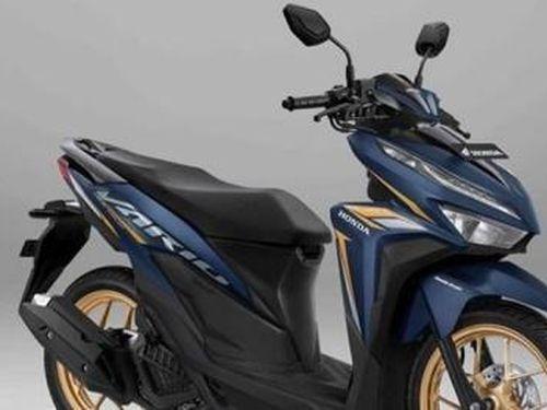 Honda Vario 125 vừa ra mắt: Thêm tem màu mới, sở hữu nhiều tính năng thông minh