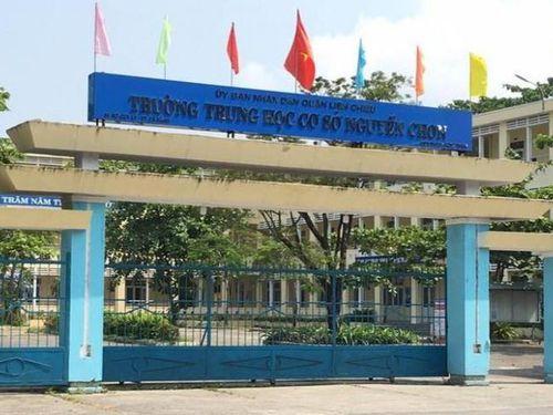 Đà Nẵng: Kỷ luật khiển trách Trưởng phòng Giáo dục quận Liên Chiểu