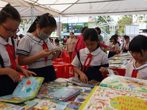 Nuôi dưỡng tình yêu sách và văn hóa đọc