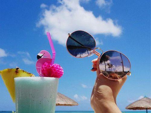 Chọn kính râm chuẩn cho mùa hè nắng nóng