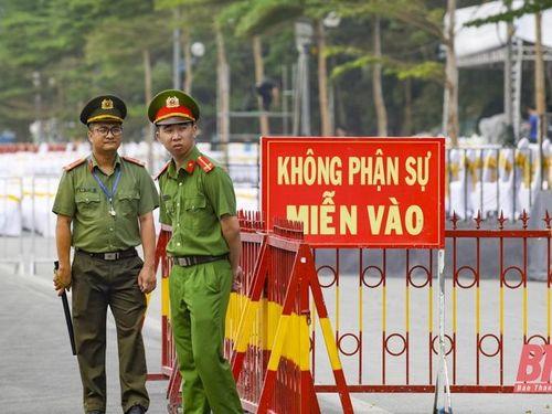Đảm bảo an ninh - trật tự cho khai mạc Lễ hội du lịch biển Sầm Sơn