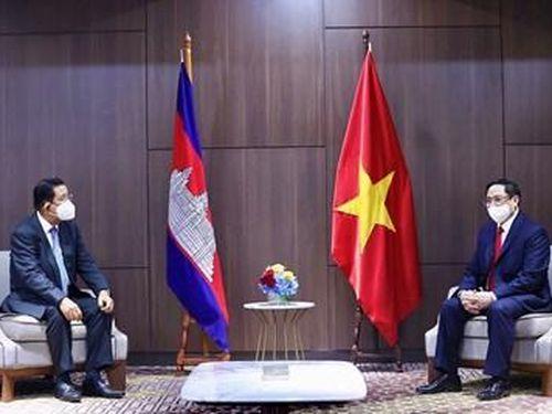 Thúc đẩy quan hệ song phương Việt Nam với các nước ASEAN