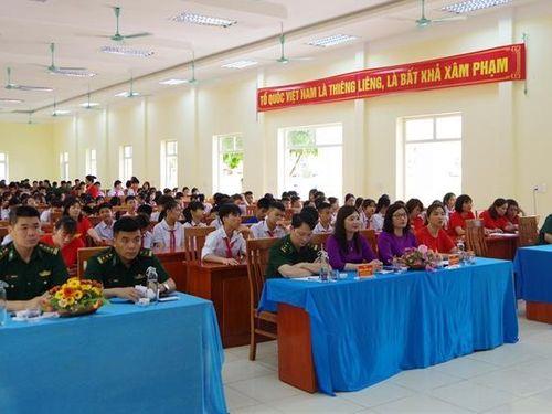 Tuyên truyền 3 văn kiện pháp lý về biên giới đất liền Việt Nam-Trung Quốc