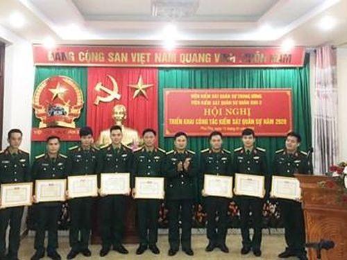 VKSQS khu vực 23 Quân khu 2: Sáu mươi năm xây dựng và trưởng thành