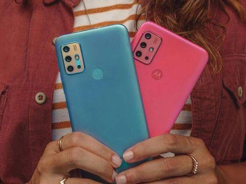 Smartphone chống nước, RAM 4 GB, 4 camera sau, màn hình 90Hz, giá hơn 4 triệu đồng
