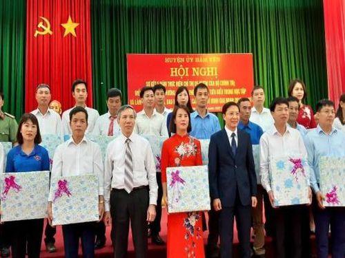 Tuyên Quang: Ngôi trường đoàn kết, tích cực trong thi đua dạy và học