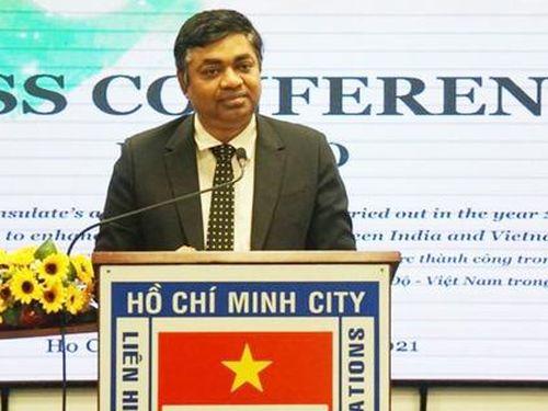 Đẩy mạnh quan hệ hợp tác đa dạng giữa Ấn Độ và Việt Nam