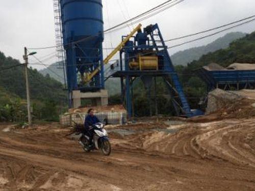 Ai chống lưng cho doanh nghiệp vi phạm ở T.P Cao Bằng