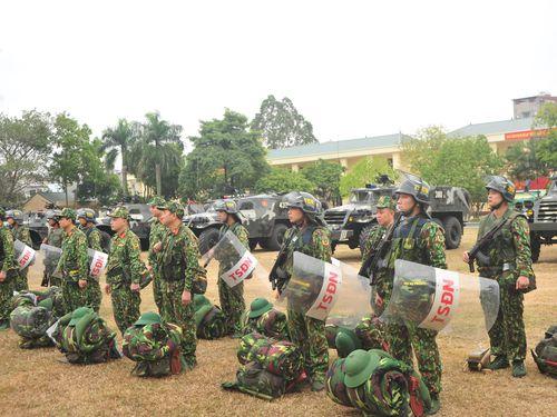 Bộ CHQS tỉnh Bắc Giang: Đổi mới công tác chính trị, xây dựng đơn vị vững mạnh toàn diện