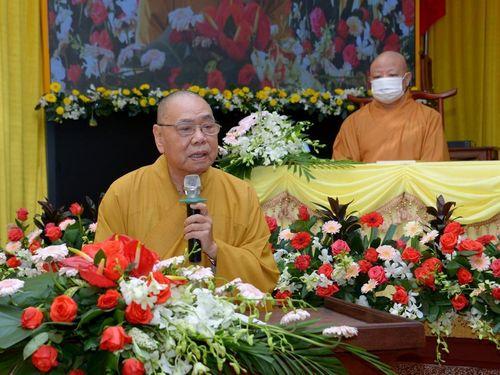 Lần đầu tiên Ban Tăng sự Trung ương tổ chức hội nghị về Đại giới đàn