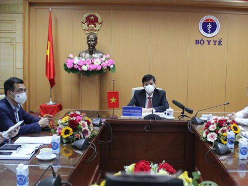Việt Nam sẵn sàng hỗ trợ Lào chống dịch Covid-19