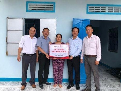 Báo VietNamNet trao tặng 3 ngôi nhà mơ ước ở Khánh Hòa