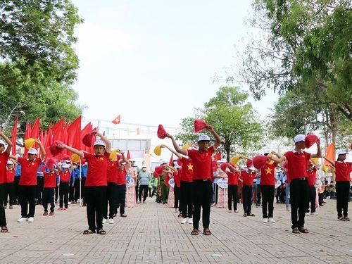 Hơn 300 VĐV tham gia Đại hội TDTT xã Suối Rao lần thứ VI năm 2021