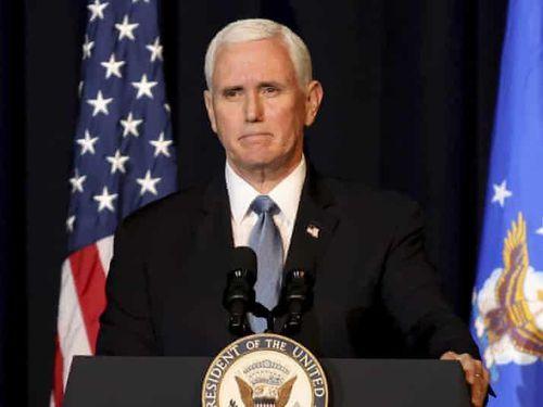 Ông Mike Pence tái xuất, chỉ trích mạnh mẽ Tổng thống Joe Biden