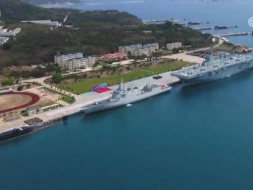 Bộ Quốc phòng Trung Quốc: PLA sẵn sàng nghiền nát tham vọng của Đài Loan
