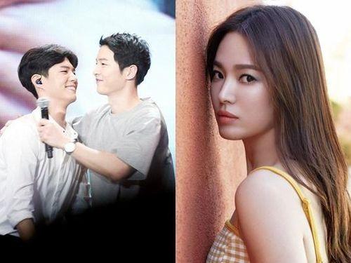 Song Joong Ki - Park Bo Gum: Từng thân như anh em, giờ lạnh nhạt sau vụ ly hôn?