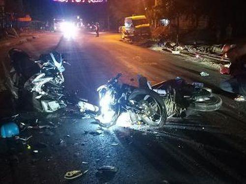 Gia Lai: Nam thanh niên chưa có bằng lái gây tai nạn khiến 4 người thương vong