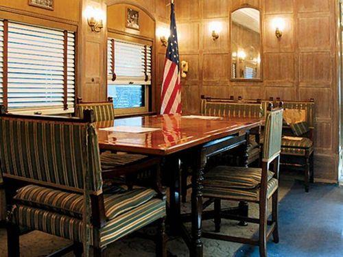 Những toa tàu phục vụ các Tổng thống Mỹ có gì đặc biệt?