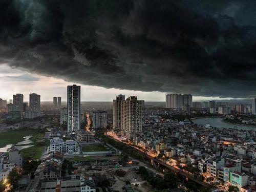 Dự báo thời tiết ngày 2/5: Hà Nội có mưa, khả năng xảy ra lốc và sét