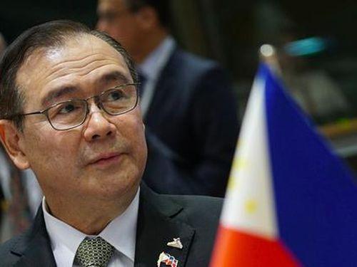 Ngoại trưởng Philippines kêu gọi Trung Quốc 'hãy biến khỏi' Biển Đông
