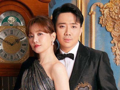 Trấn Thành - Hari Won sang chảnh trong bộ ảnh mới