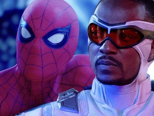 Spider-Man suýt nữa đã có mặt trong 'The Falcon & The Winter Soldier'