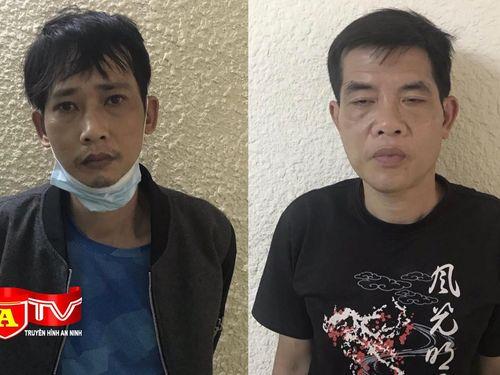 CAQ Hoàn Kiếm bắt giữ hai đối tượng trộm cắp tài sản